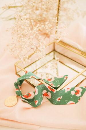 Bracelet Suzie Fleurs d'Emeraude - Maison Célestine