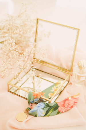Bracelet Suzie Jardin Vintage - Maison Célestine
