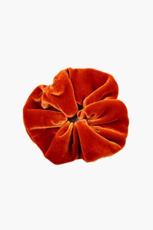 Chouchou velours de soie - Maison Célestine